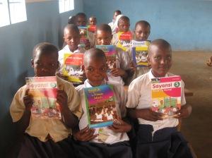 January - Zoe Carss Education Trust books (2)