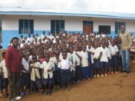 Kweulasi classrooms handover (small size)