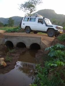 Milingano bridge